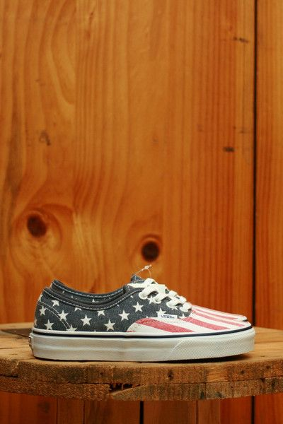 Vans Authentic - Stars And Stripes