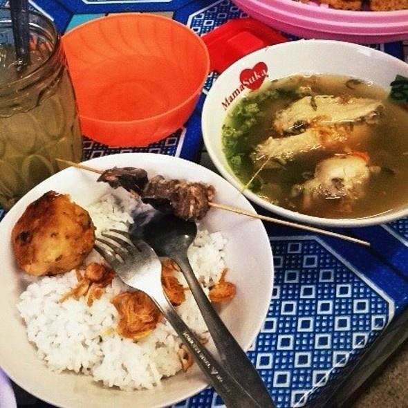 Sop Ayam Pak Min Klaten - Cbg.Jogjakarta - Indonesia