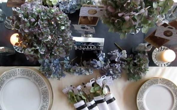 Simple, Romantic & Personalized Anniversary Party Ideas