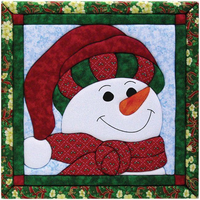 Best 25+ Snowman quilt ideas on Pinterest | Winter quilts ... : snowman quilt patterns applique - Adamdwight.com