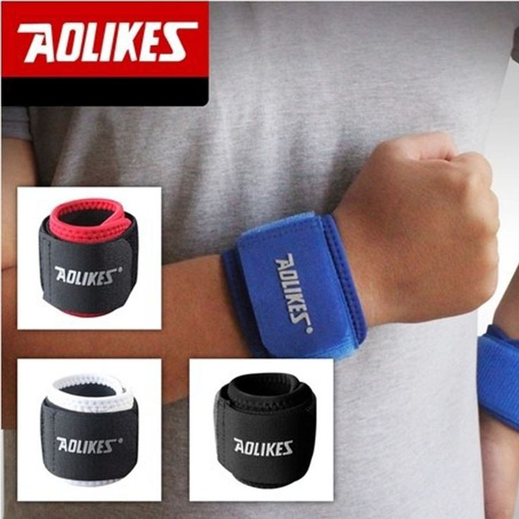 1Pair Sports Absorbent Breathable Pressurized Wristband <font><b>Weight</b></font> <font><b>lifting</b></font> Wrist Wraps Carpal Tunnel Supports.  Discover more at the image link