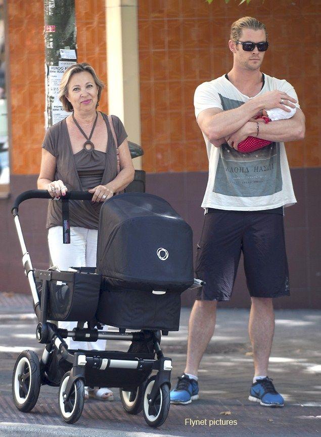Chris Hemsworth #Bugaboo