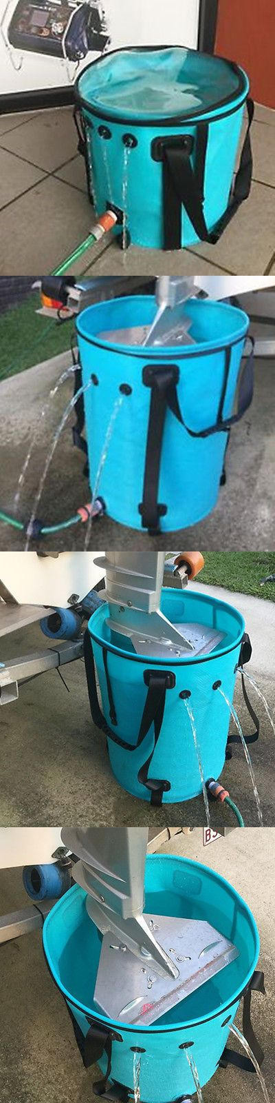 Bait Buckets 179986: Live Bait Tank Collapsable Portable,8.7-47.5 Gallon,Circulate Water By Engine -> BUY IT NOW ONLY: $179.99 on eBay!