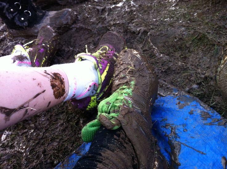 Me and my vale bud. I hate mud!!!