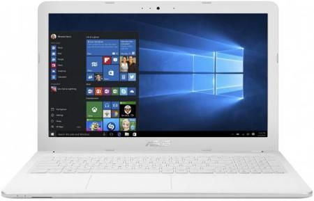 """Ноутбук ASUS X540SA 15.6"""" 1366x768 Intel Pentium-N3710 90NB0B32-M13350  — 24010 руб. —  Бренд: ASUS, Диагональ экрана: 15.6"""", Разрешение экрана: 1366x768, Производитель процессора: Intel, Серия процессора: Intel Pentium, Оперативная память: 4Gb, Жесткий диск: 500-640 Гб, Тип графического адаптера: Интегрированный, Серия графического процессора: Intel HD Graphics 4xxx, Предустановленная ОС: Windows 10, Цвет: белый, Графический процессор: Intel HD Graphics 405"""