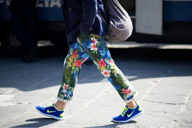 Street Style: Tendências do PiO Street Style de hoje traz fotos de homens estilosos que marcaram presença no Pitti Uomo 84, a 84ª edição da feira de tendências masculinas de Florença, Itália.tti Uomo 84