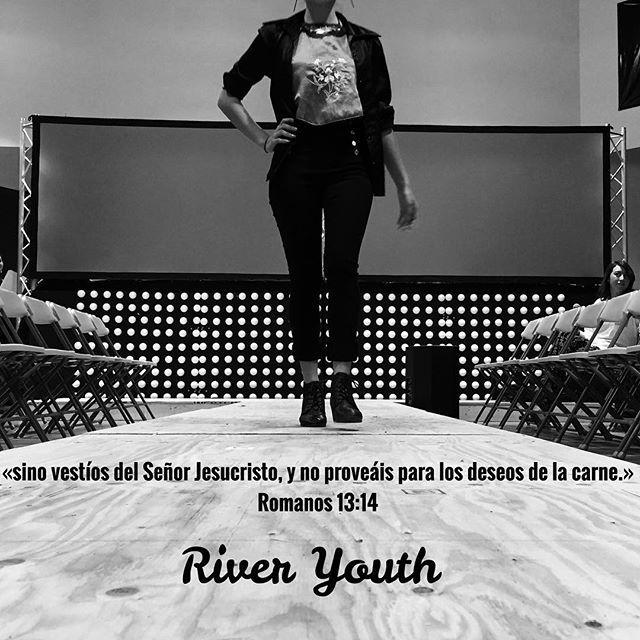 VIERNES DE FASHION SHOW 7:30 pm @River Arena