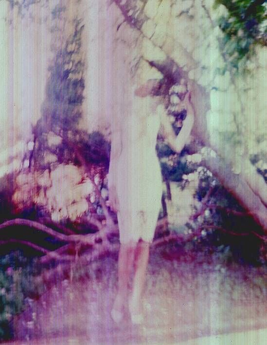 Nora Sarman / The Ametist dress / photo Reka Koti