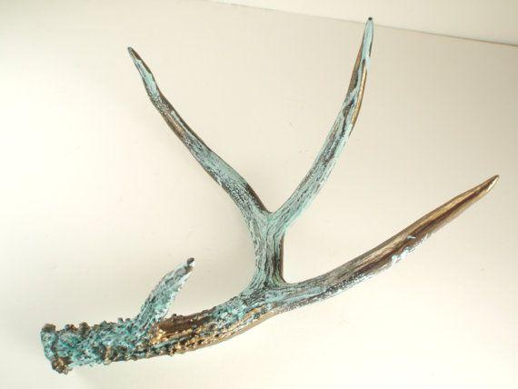 25 Best Antler Art Ideas On Pinterest Deer Horns Decor