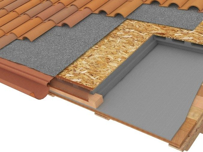 Thermal insulation panel Winpor 031 by Poron