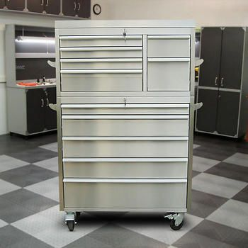 1000 Ideas About Stainless Steel Tool Chest On Pinterest