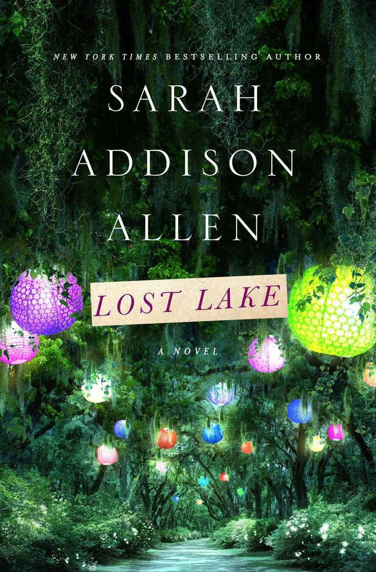 Lost Lake will be published January 21, 2014!