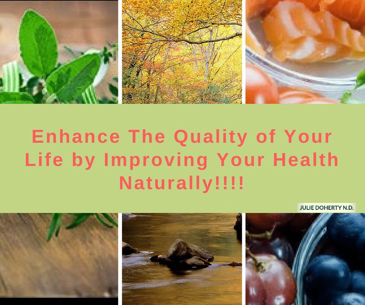 The Quality of Your Life is Dependant on the Quality of your Health Health is Not something you wrap up in a Bottle or a Pill and have it for Life. It is something that has to be achieved with Lifestyle choices that are going to give you the ability to Enjoy the benefits of a Lifetime of Health, Energy & Vitality>>>>https://juliedoherty.net/enhance-the-quality-of-your-life-by-improving-your-health-naturally/#