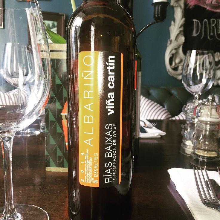 Albariño #eatateno  www.eno.ie  #wine