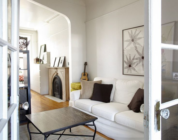 Lisa & Adam's French Country in Cobble Hill — House Tour | Apartment Therapy