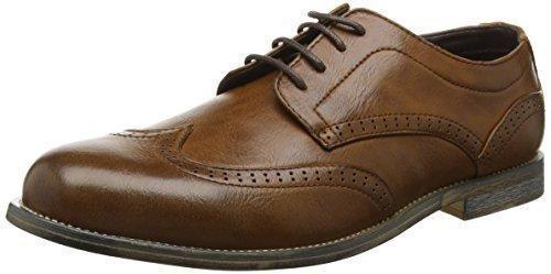 Oferta: 31.15€. Comprar Ofertas de New LookArthur - Zapatos de Vestir hombre , color Marrón, talla 44.5 barato. ¡Mira las ofertas!