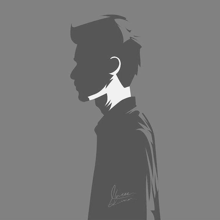 "32 Likes, 4 Comments - naveen kumar (@made_by_naveen) on Instagram: ""#logos #icons #iconic #model #vector #vectorart #vexelart #naveenillustrations #logoinspirations…"""