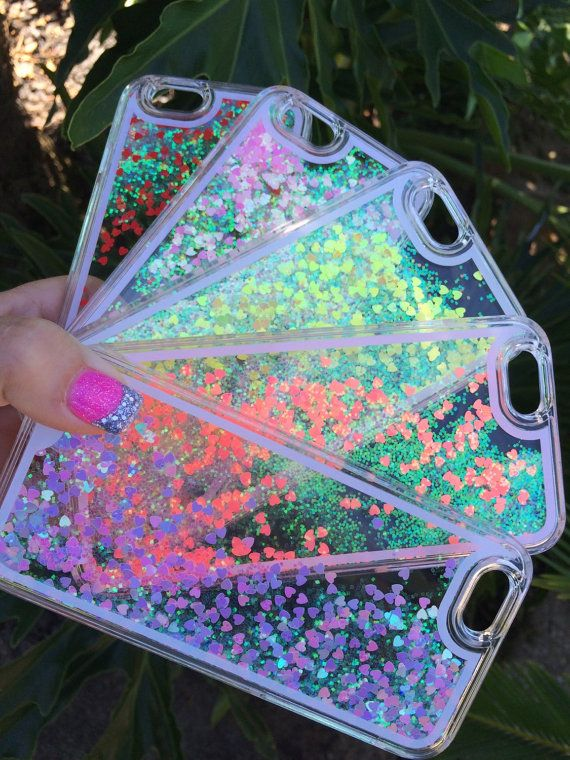 FAST SHIPPING: Liquid Holographic Glitter Glow by CherisDesigns