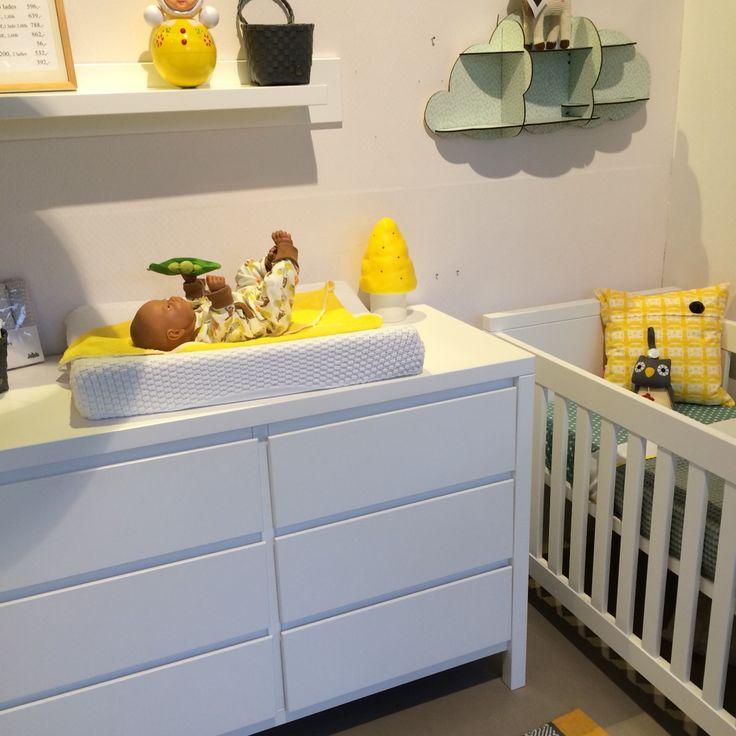 Babykamer retro