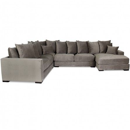 Jonathan Louis Bella Granite Sectional Sofa Sectional Living Room Gallery Furniture Home