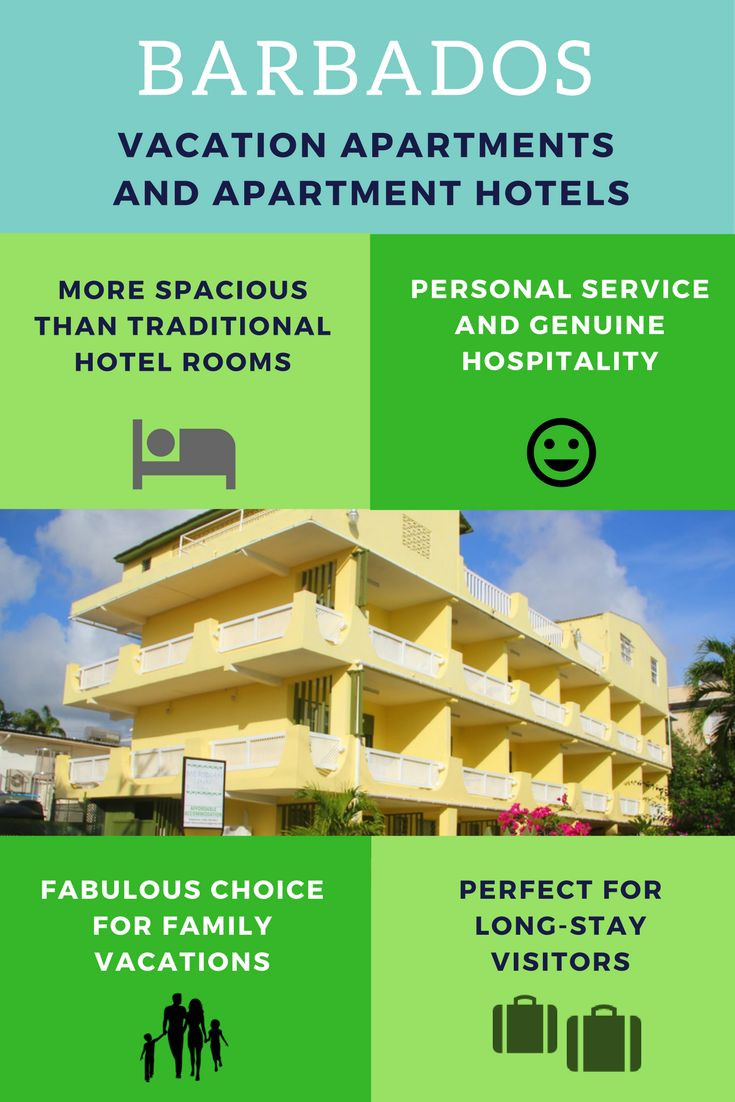 Barbados apartments and apartment hotels give you more room to relax than traditional hotel rooms. Find the perfect one for your next vacation.