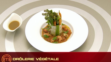 """"""" Drôlerie Végétale """" par Marc Meneau"""