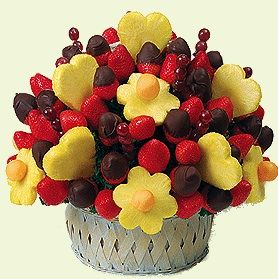 Surprise your mother this year with a beautiful and yummy Edible Arrangements! You getfree delivery on any order over $65 or more with a promo code.