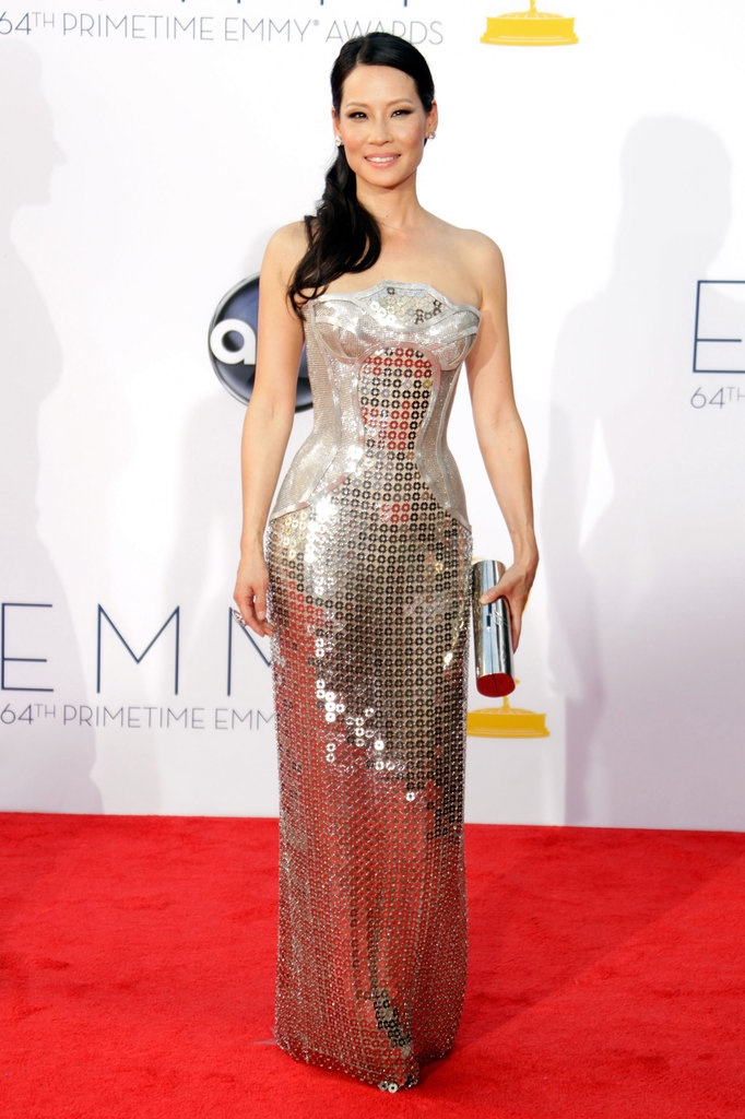 At Last Nights 64th Annual Emmy Awards The Red Carpet Was Busy With