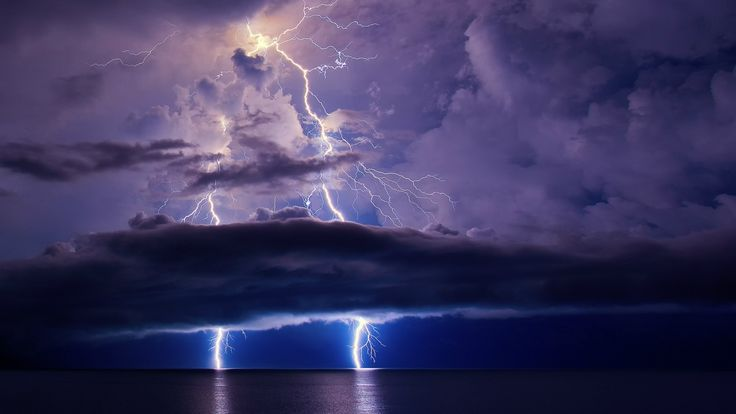 1920x1080 Storm Tag wallpapers Nature Clouds Storm Lightning Sky Rain 1920×10...