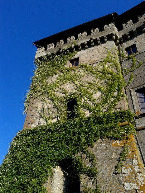 Castello Ruspoli,  Vignanello, Viterbo