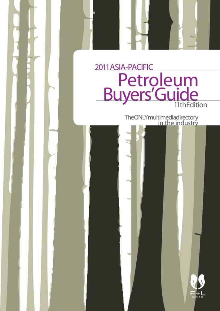 ISSUU - 11th Asia-Pacific Petroleum Buyers' Guide by F+L Asia