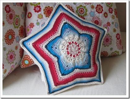 Star PillowPhotos, Projects, Crochet Stuff, #008 255B6 255D Jpg, Stars Pillows, Crochet Pillows, Buy Pattern, Stars Pattern, Almofadas Crochê