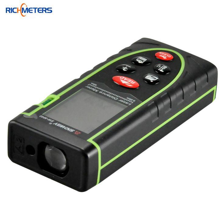 40 Mt Digitale Laser-distanzmessgerät SW-M40 laser entfernungsmesser maßband Fläche/Volumen M/Ft