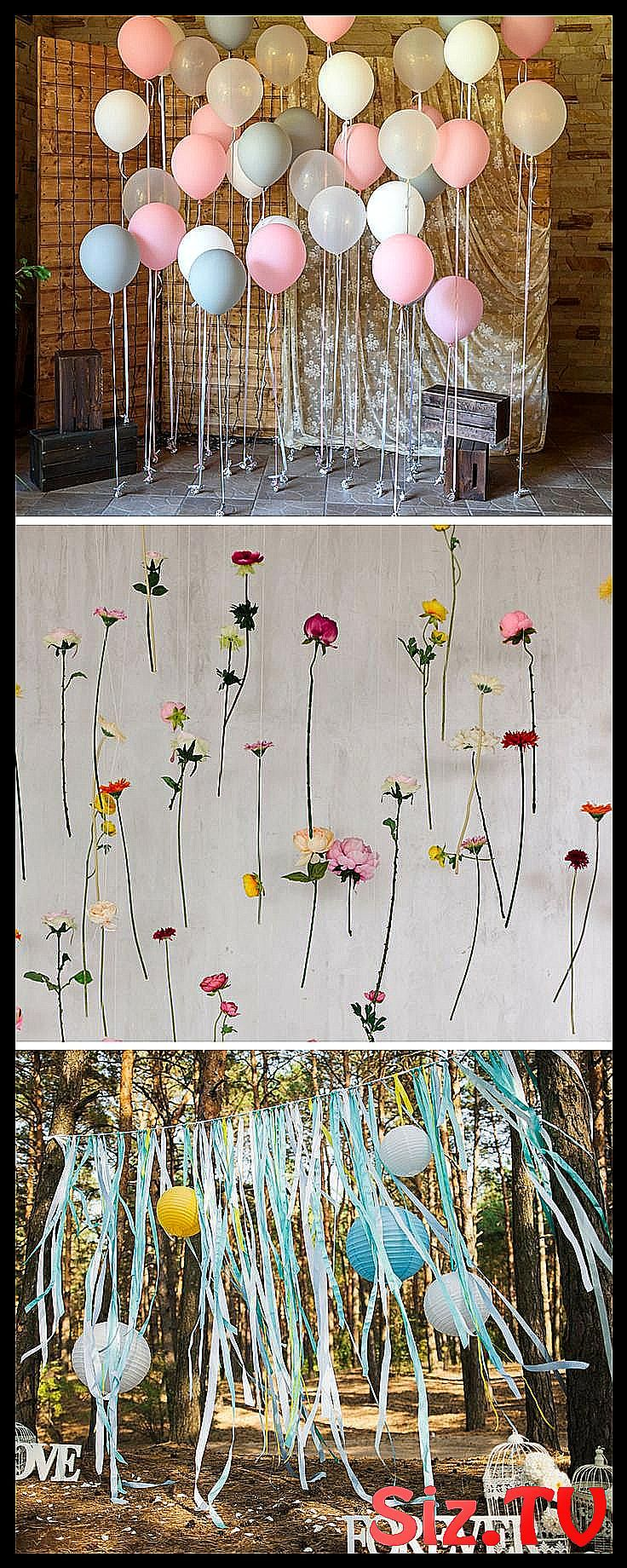 Photo booth for the wedding 40 cool photo wall ideas #coole #decoration_mariage_exterieur #The #photo box #fot