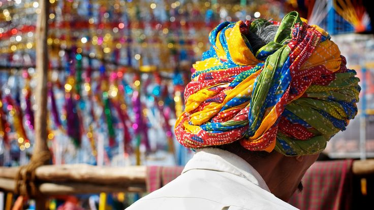 El pagri: un elemento característico de la vestimenta tradicional india