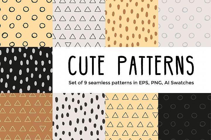Download Premium Vector Of Pastel Memphis Pattern Design Vector 535621 Wallpaper Design Pattern Memphis Pattern Pattern Design