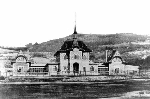 1890 Marczibányi tér Budai Polgári Lövölde