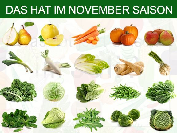 Was hat Saison im November? | eatsmarter.de