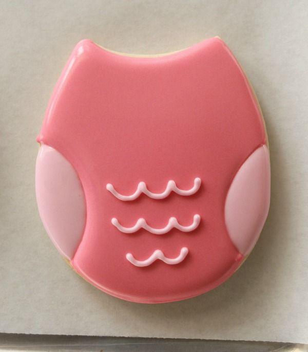 Easy Owl Cookies
