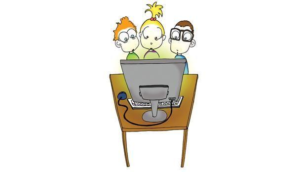 Riesgos internet y medios de comunicacion en niños y adolescentes
