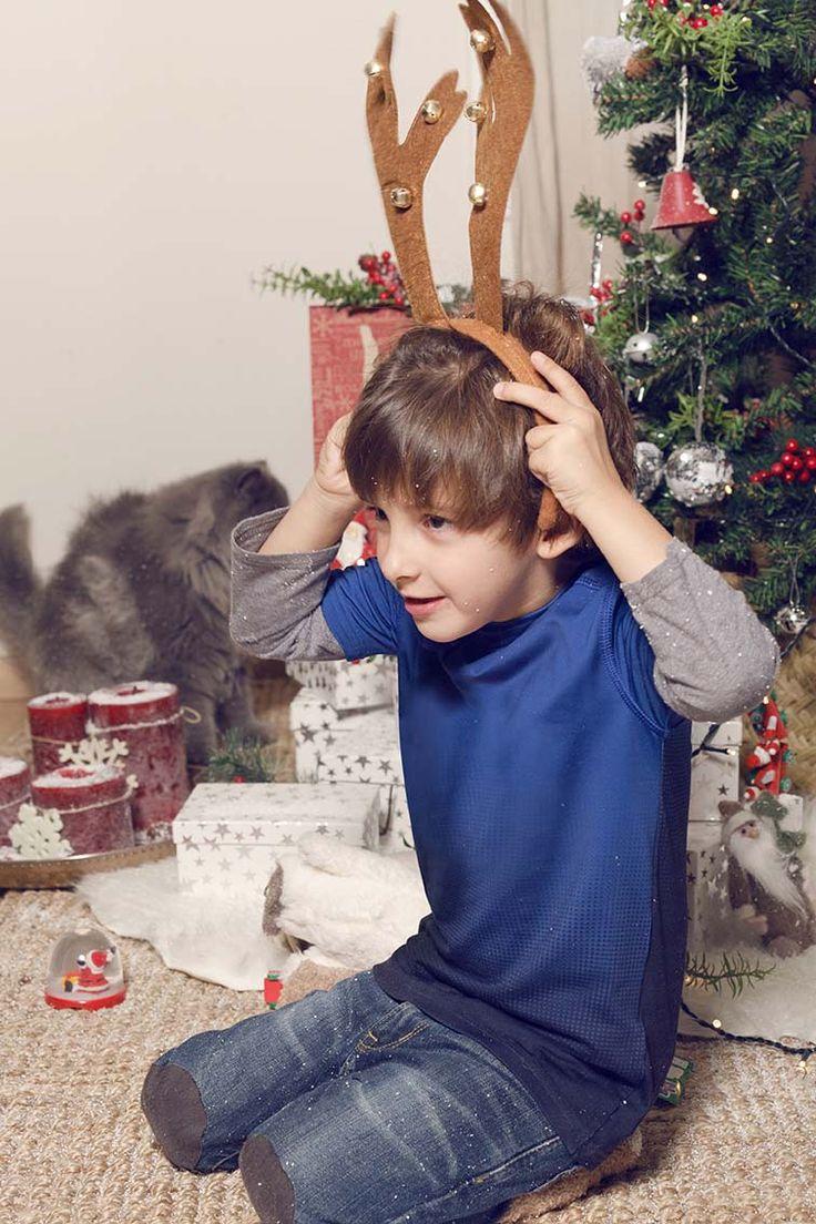 Navidades muy mucho #muymucho #familia #ilusión #regalos #sorpresas #reno #árbol #navidad #niños