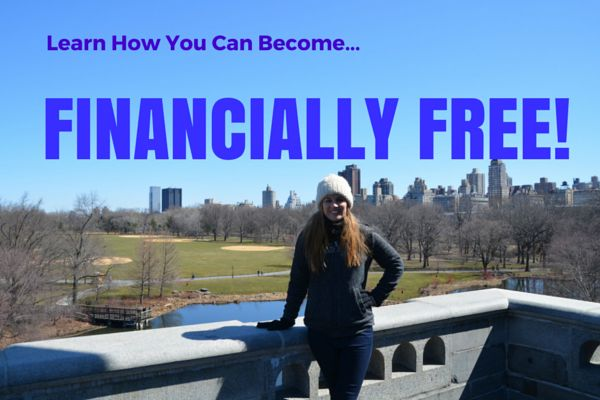 Become FINANCIALLY FREE! Lisa Kelly