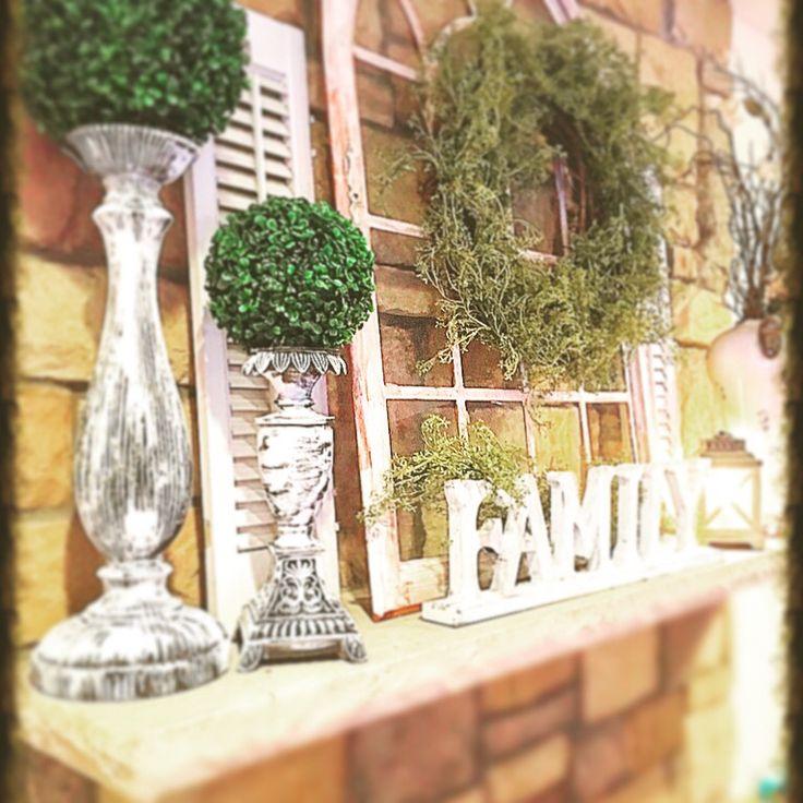 Best 25+ Mantle decorating ideas on Pinterest | Fire place ...
