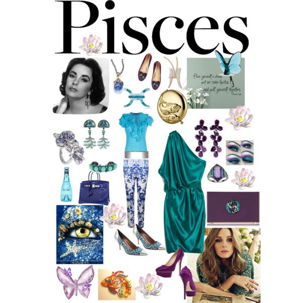 28 Best Pisces Fashion Images On Pinterest Pisces