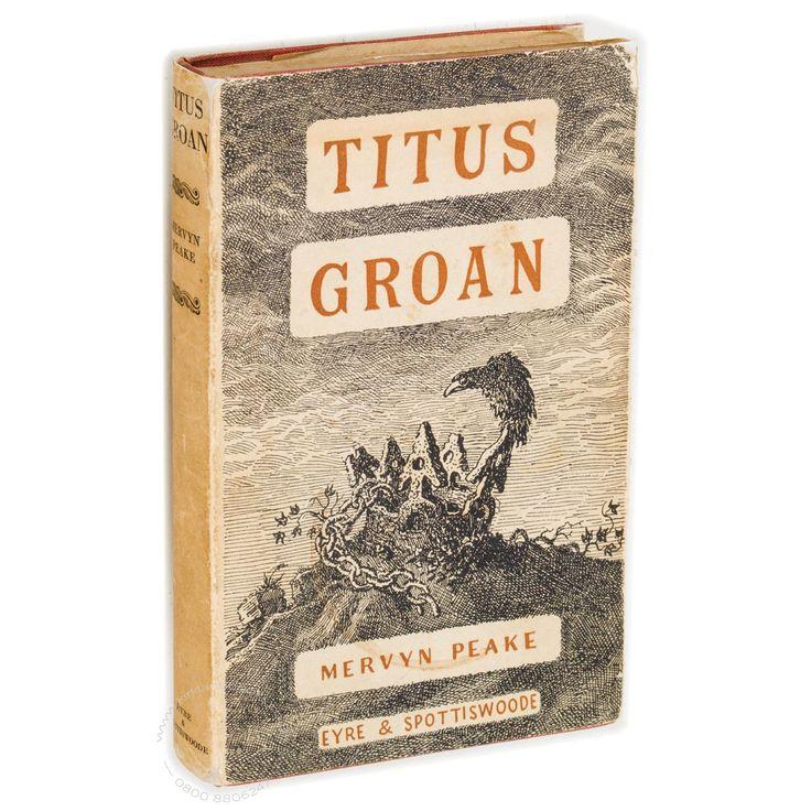 Mervyn Peake - Titus Groan