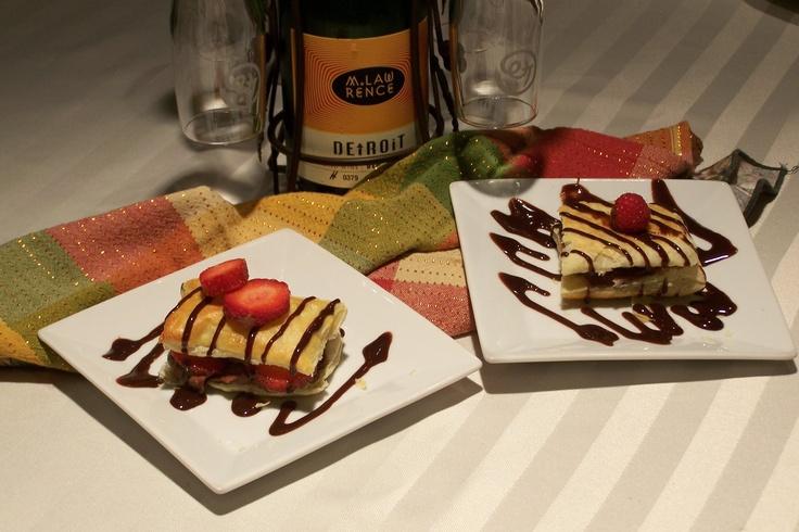 Pairing food & wine