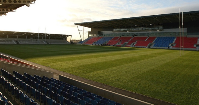 Salford City Stadium - home to Salford City Reds and Sale Sharks.