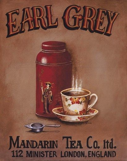 Earl Grey (Gregory Gorham)