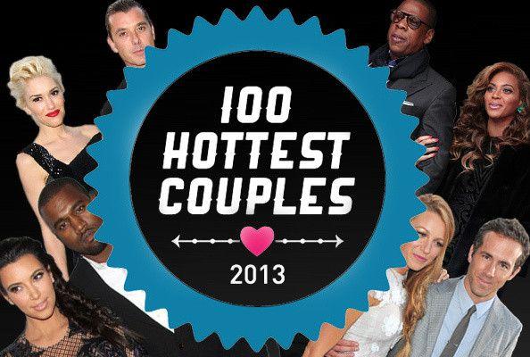 Hollywood's Hottest Couples - The 100 Hottest Celebrity Couples - 2013 - Zimbio
