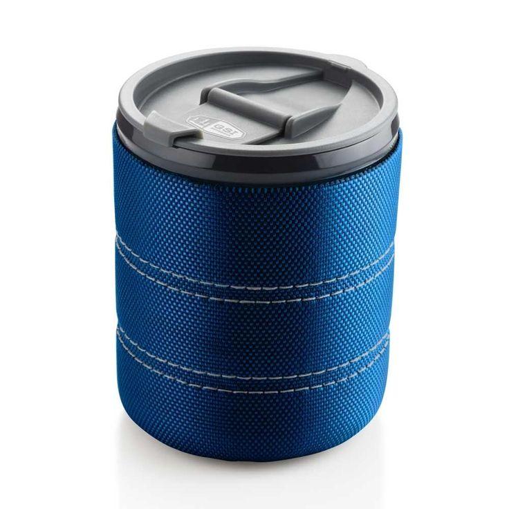 GSI Outdoors Infinity 400ml Backpacker Mug | Ultralight Outdoor Gear